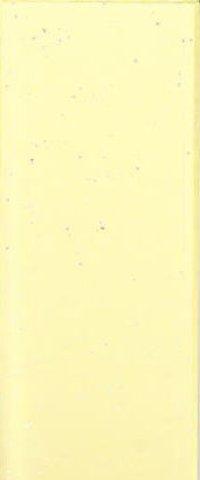 画像1: 広幅短冊 鳥の子ぼかし砂子入 黄(10枚入り)