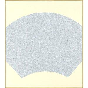 画像1: 大色紙 扇面 内銀10枚入 (1)