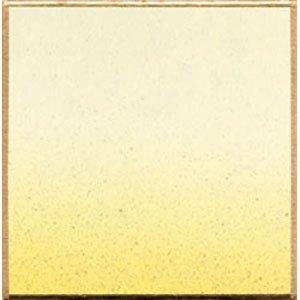 画像1: 豆色紙 鳥の子ぼかし砂子入10枚 黄 (1)