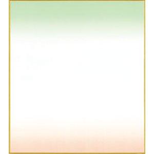 画像1: 寸松庵色紙 レインボー草10枚 (1)