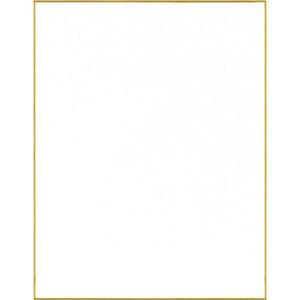 画像1: F6号色紙 梅印(10枚入り) (1)