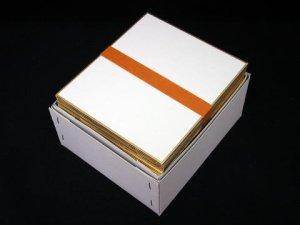 画像1: 寸松庵色紙 本画仙 1箱(50枚) (1)