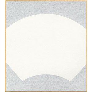 画像1: 寸松庵色紙 銀潜紙特選 平外(10枚入り) (1)