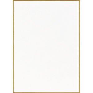 画像1: F4号色紙 梅印ドーサ引(10枚入り) (1)